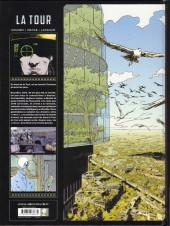 Verso de La tour (Kounen/Ladgham/Mr Fab) -1- Tome 1