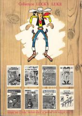 Verso de Lucky Luke -22b1969- Les Dalton dans le blizzard