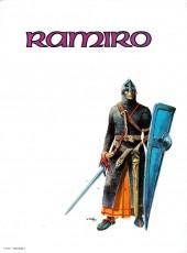 Verso de Ramiro -1- Le bâtard