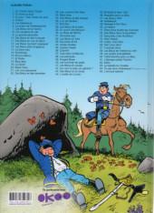 Verso de Les tuniques Bleues -23Été2021- Les cousins d'en face