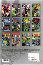 Verso de Nick Fury, agent du S.H.I.E.L.D. (L'intégrale) -7- 1991-1992