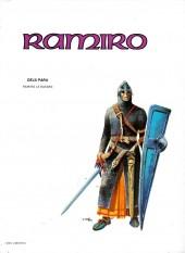 Verso de Ramiro -3- Traquenard à Conques : Mission pour Compostelle 1