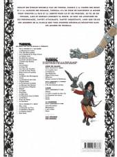 Verso de Thorgal (Les mondes de) - Louve -1a2016- Raïssa