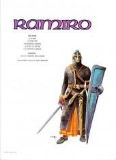 Verso de Ramiro -2- Ramiro et le charlatan