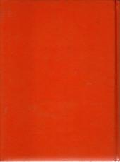 Verso de Les chefs-d'Œuvre de la littérature en bandes dessinées -4- Michel Strogoff