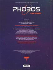 Verso de Phobos -1- L'envol des éphémères