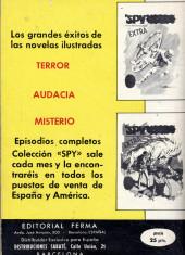 Verso de Spy Extra -4- Número 4