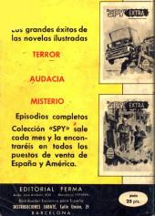 Verso de Spy Extra -5- Número 5