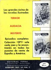 Verso de Spy Extra -6- Número 6
