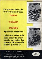 Verso de Spy Extra -7- Número 7