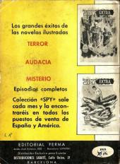Verso de Spy Extra -8- Número 8