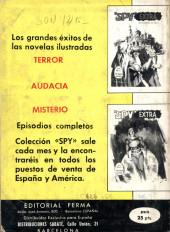 Verso de Spy Extra -9- Número 9