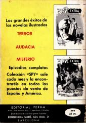 Verso de Spy Extra -11- Número 11
