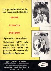 Verso de Spy Extra -12- Número 12
