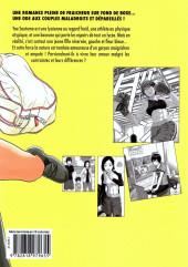 Verso de Saotome - Love & Boxing -2- Volume 2