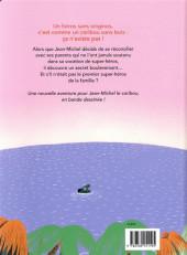 Verso de Jean-Michel le Caribou -11- Les origines