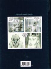 Verso de Les amants de Shamhat - Les Amants de Shamhat - La véritable histoire de Gilgamesh