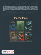 Verso de Peter Pan (Loisel, en portugais - Público/ASA) -5- Gancho