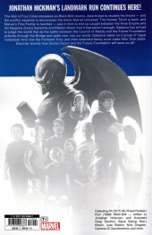 Verso de Fantastic Four by Jonathan Hickman -3- The Complete Collection Vol.3