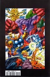 Verso de Marvel Top -2- Les Star Masters