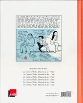 Verso de Les cahiers d'Esther -6- Histoires de mes 15 ans