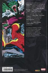 Verso de Spider-Man par Todd McFarlane - Spider-Man - Todd McFarlane