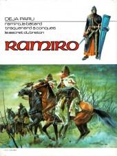 Verso de Ramiro -5- Les gardiens du Bierzo : Mission pour Compostelle 3