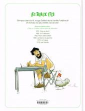 Verso de Les beaux étés -6- Les Genêts