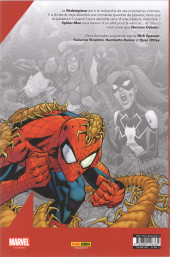 Verso de Amazing Spider-Man (série 1-2021) -3- Le retour du Bouffon Vert