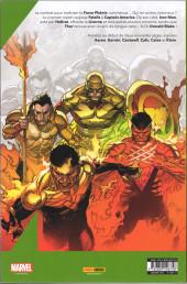 Verso de Avengers Universe (3e série - 2021) -3- Le chasseur