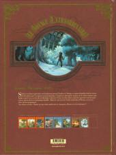 Verso de Le voyage Extraordinaire -8- Tome 8 - Vingt mille lieues sous les glaces - 2/3