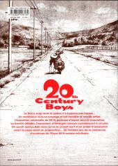 Verso de 20th Century Boys - Perfect Edition -8- Volume 8