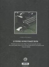 Verso de Mauvaise réputation -1TL- La véritable histoire d'Emmett Dalton