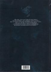 Verso de Le donjon de Naheulbeuk -1- Première saison, partie 1.
