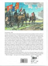 Verso de Vlad o empalador - Tome 1
