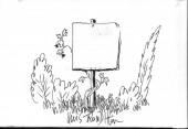Verso de Lapinot (Les nouvelles aventures de) -2TL- Les Herbes Folles