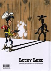 Verso de Lucky Luke -7e2019- L'Elixir du docteur Doxey