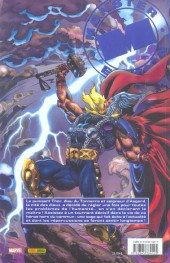 Verso de Thor (Marvel Monster Edition) -1- La légende asgardienne