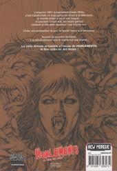 Verso de Hurlements : la reine des loups