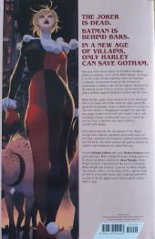 Verso de Batman: White Knight presents Harley Quinn (DC Comics - 2020) -INT01- Batman: White Knight presents Harley Quinn
