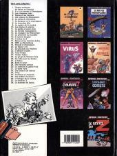 Verso de Spirou et Fantasio -38- La jeunesse de Spirou