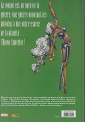 Verso de Ultimate X-Men (Prestige) -6- Au cœur des ténèbres