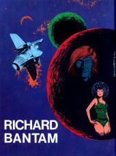 Verso de Richard Bantam, justicier de l'espace -1- Les sept périls de Sumor