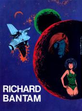 Verso de Richard Bantam, justicier de l'espace -2- Le châtiment des 5 morts