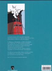 Verso de Tintin - Divers -b2021- Tintin, Haddock et les Bateaux
