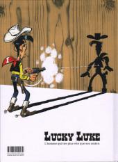 Verso de Lucky Luke -3f2020- Arizona