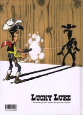 Verso de Lucky Luke -4f2020- Sous le ciel de l'Ouest