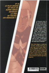 Verso de Irrécupérable -INT02- Intégrale - Volume 2