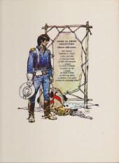 Verso de Blueberry -6a1972- L'homme à l'étoile d'argent