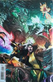 Verso de X-men Vol.6 (Marvel comics - 2021) -1- Issue #1